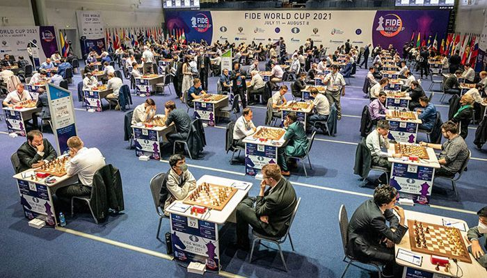 Bangladeshi Grand Masters Start with Defeats in Chess World Cup