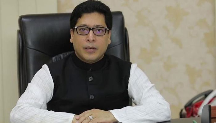 State Minister for Public Administration Farhad Hossain (Photo: Collected)