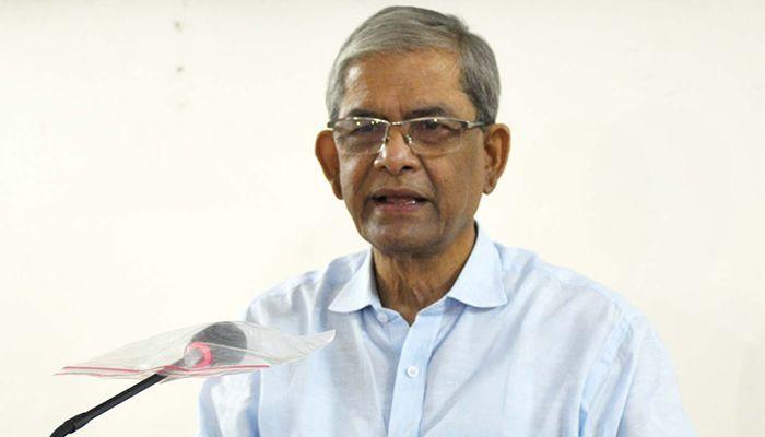 BNP secretary general Mirza Fakhrul Islam Alamgir    Photo: Collected