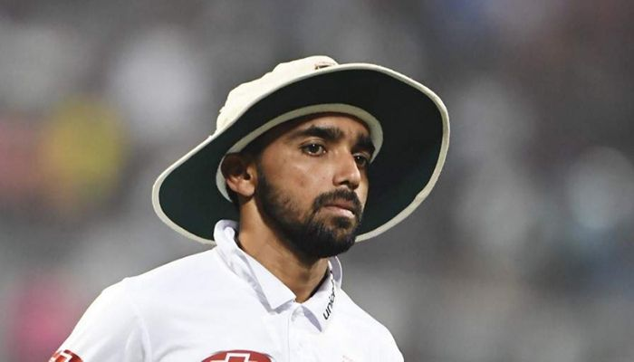 Mominul Refuses to Comment on Mahmudullah's Test Retirement Issue