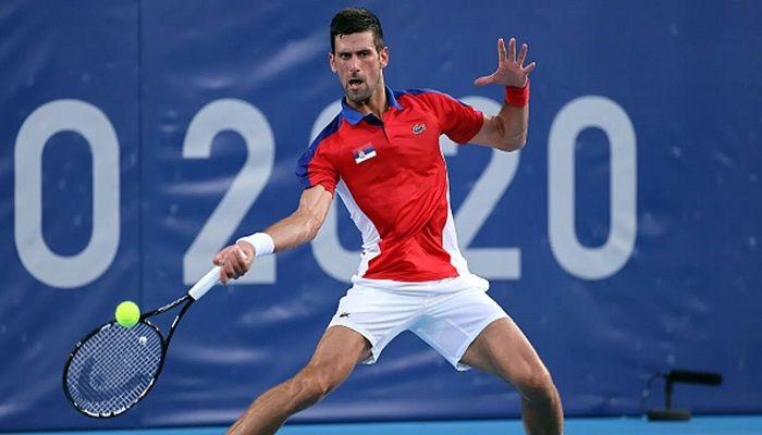 Djokovic Books Olympics Quarter-final Clash with Nishikori