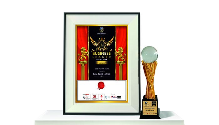 Robi Gets Global Recognition for Digital Innovation and Green Initiatives