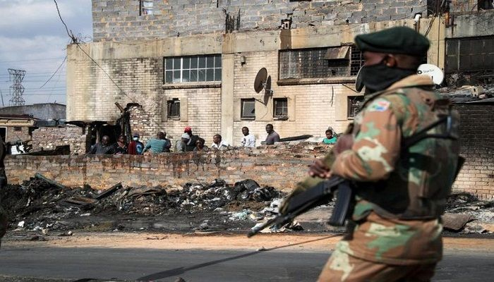 The recent unrest in South Africa has claimed 276 lives. (Photo: Collected)