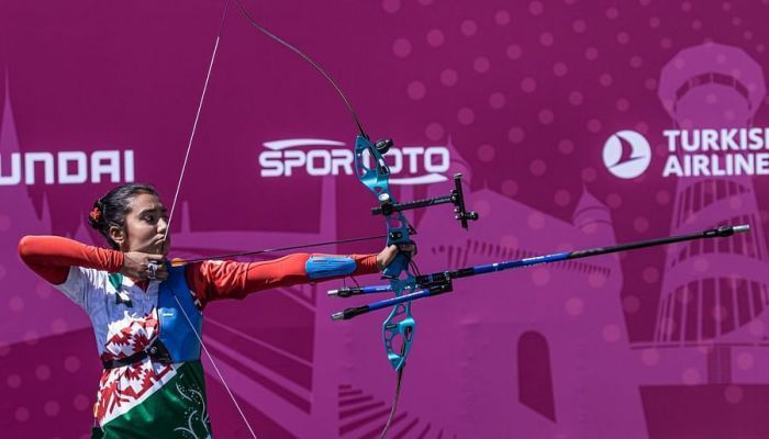 Archer Diya Crush Out from Tokyo Olympics after Breathtaking Contest