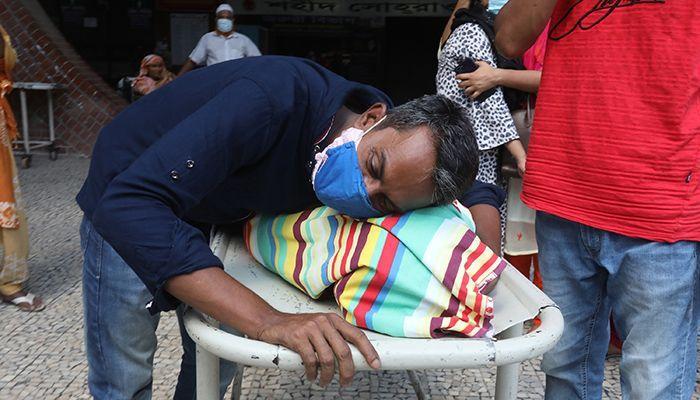 Bangladesh Sees 166 More Covid Deaths