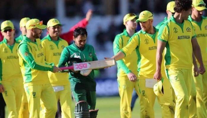 Bangladesh-Australia T20I Series to Start Aug 3