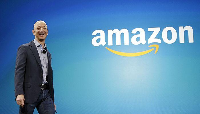 Jeff Bezos Formally Steps Down as Amazon Boss