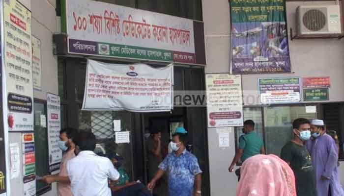 4 Khulna Hospitals Log 27 Deaths from Covid-19 in 24 Hrs