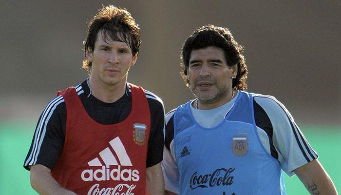 Messi Dedicates Copa America Triumph to Maradona