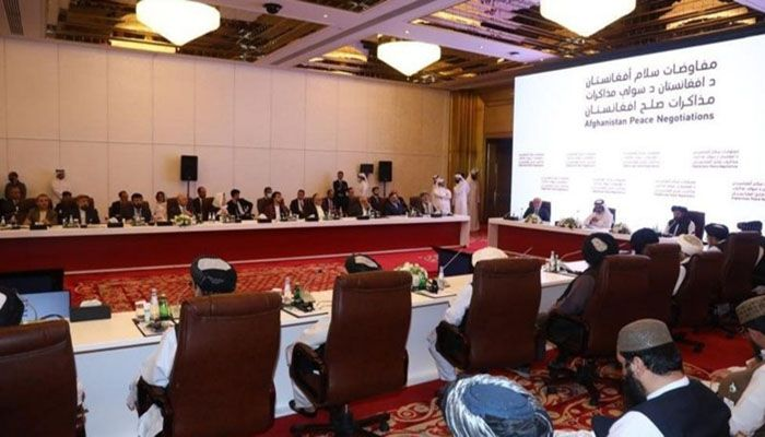 The Agreement Reached between the Taliban And the Afghan Govt. in Doha