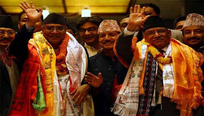 Deuba Sworn in As Nepal PM for 5th Time
