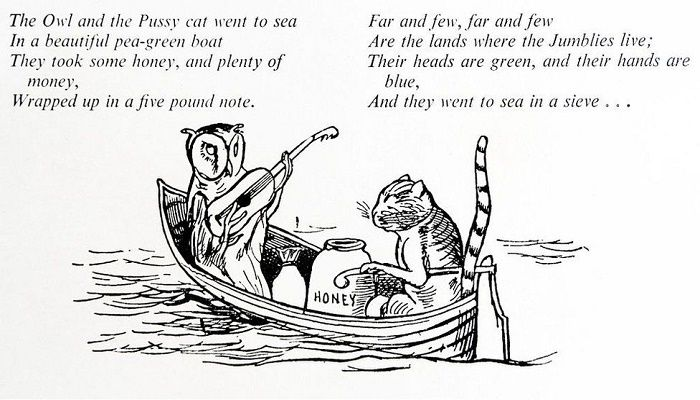 Significant Edward Lear Poems Discovered
