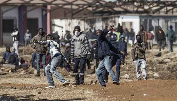 Death Toll in South Africa Unrest Climbs to 72