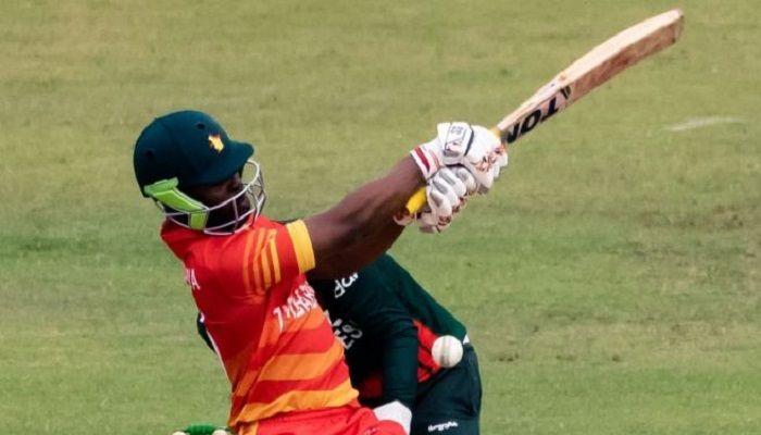 Zimbabwe Set 194-Run Target for Bangladesh in Third T20I
