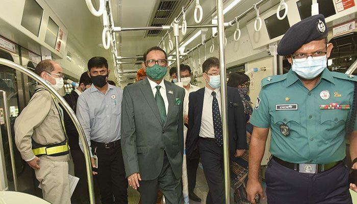 Metro Rail Inauguration in December Next Year: Quader
