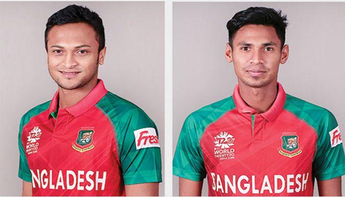 Shakib, Mustafizur Apply for NOC to Play IPL