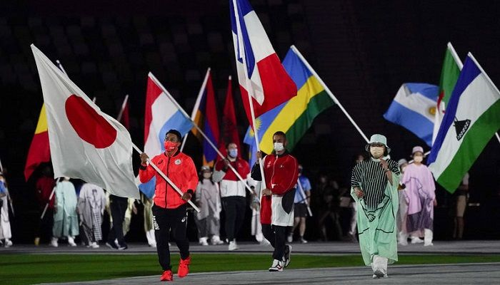 Curtain Comes Down on Tokyo Olympics