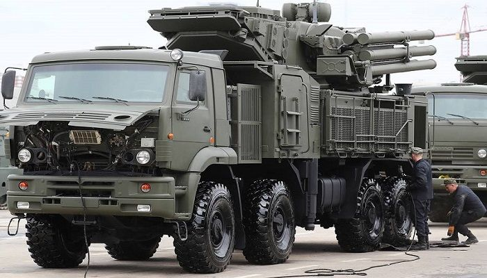 Russia to Deliver Pantsir Missile to Myanmar