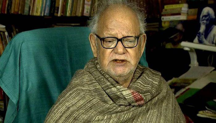Eminent Bengali litterateur Buddhadeb Guha || Photo: Collected