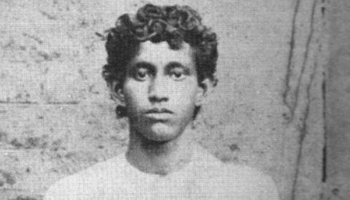 Khudiram Bose: a Tale of Boy Revolutionary
