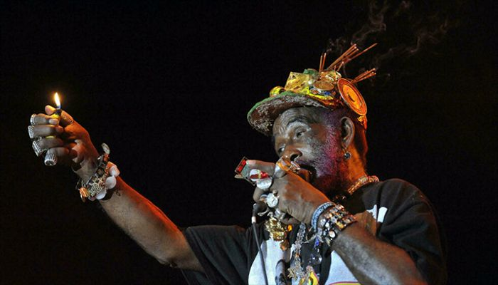 Lee 'Scratch' Perry, Reggae And Dub Wizard, Dies