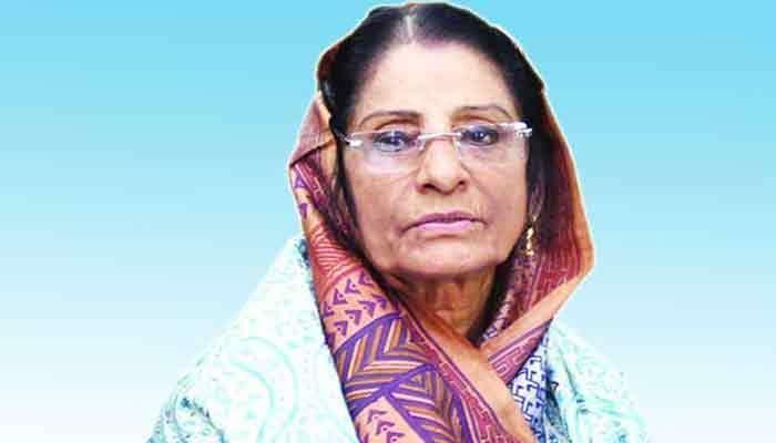 Rowshan Ershad at ICU