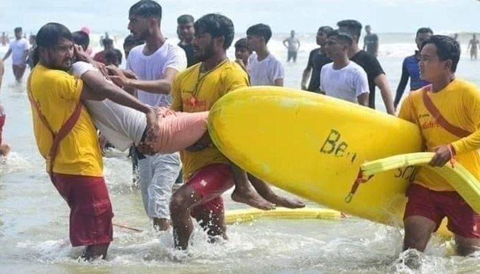 Private University Student Drowns in Cox's Bazar
