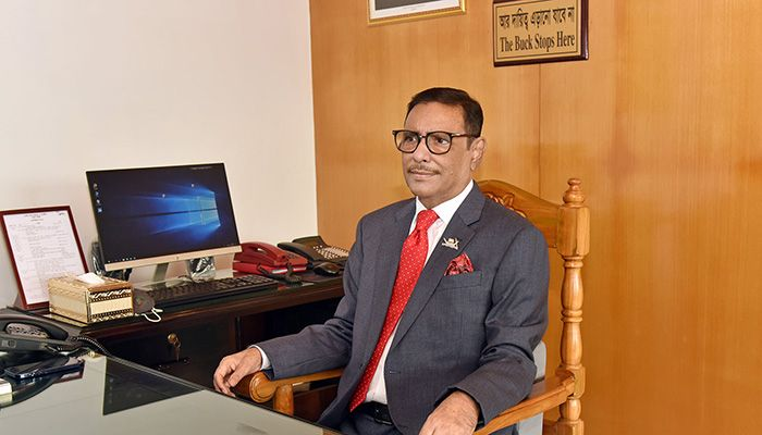 BNP Will Get Befitting Reply If Tries to Create Chaos: Quader