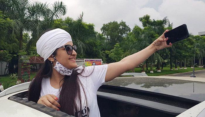 Pori Moni's Joy After Releasing from Prison
