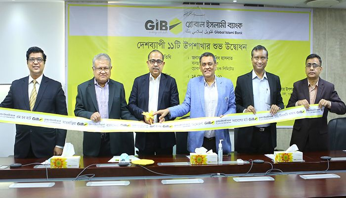 Global Islami Bank Formally Opens Its Eleven Sub-Branches