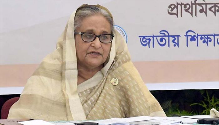 Prime Minister Sheikh Hasina. || BSS Photo: Collected
