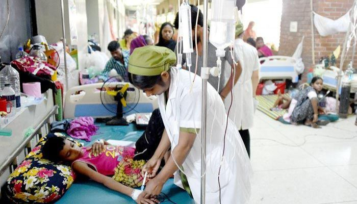 241 More Dengue Patients Hospitalized in Bangladesh