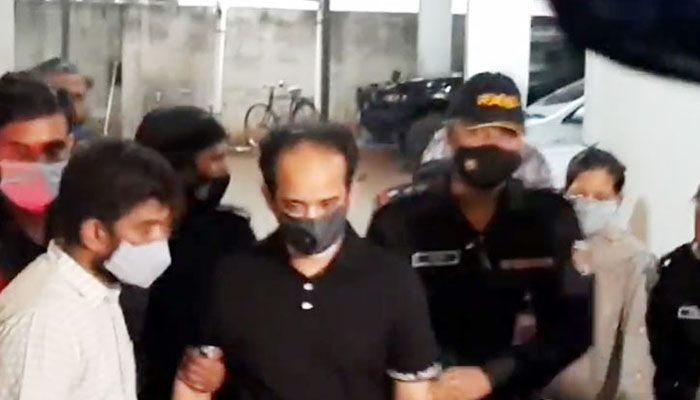 Evaly MD Russel And Chairman Nasrin Arrested