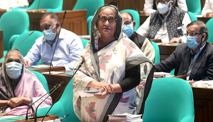 Khaleda Brought August 15 Carnage Perpetrators to Parliament: PM
