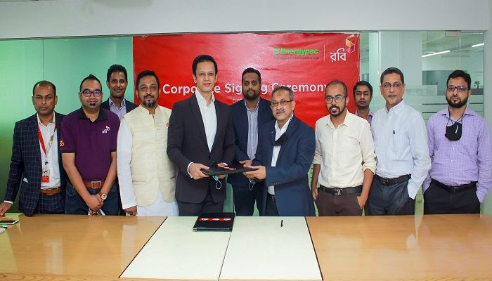 Energypac Electronics Signs Up for Robi's Corporate Connection