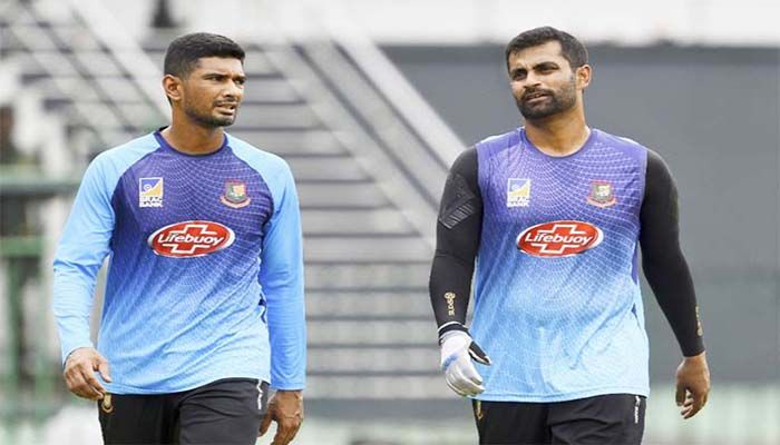 Tamim Excluded from T20I Central Contract, Mahmudullah from Tests