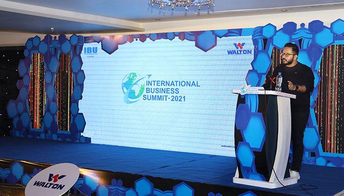 Int'l Business Summit-2021 Held