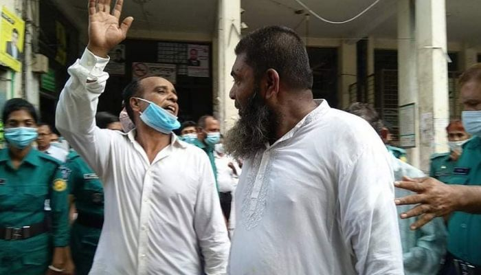4 Get Death Penalty for Killing Headmaster in Shariatpur || Photo: Collected