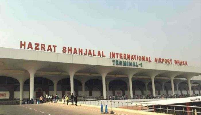 Man Held with Foreign Currency Worth Tk 12cr at Dhaka Airport