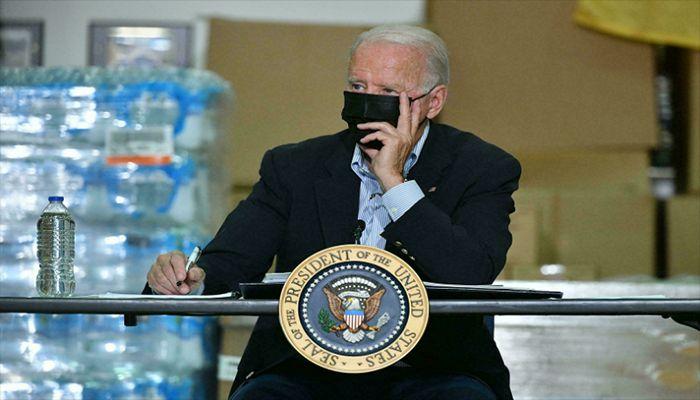 Biden Warns of Climate Change 'Code Red'