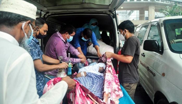 Bangladesh Reports 2,325 Fresh Cases, 38 Deaths from COVID-19