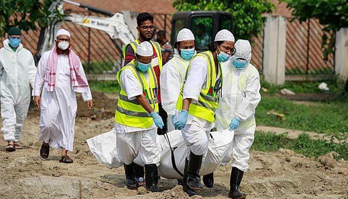 Bangladesh Reports 58 More COVID Deaths