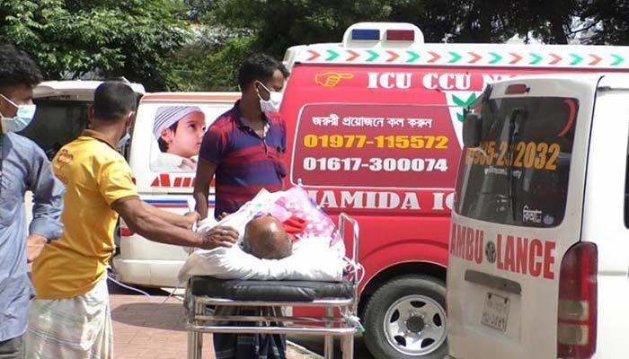Bangladesh Reports 41 More Covid-19 Deaths