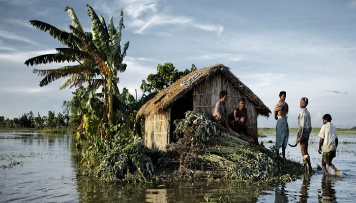 Rising Sea Level to Leave 20M Bangladeshis Homeless by 2050