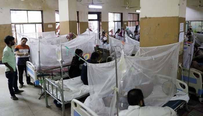 301 More Hospitalized with Dengue