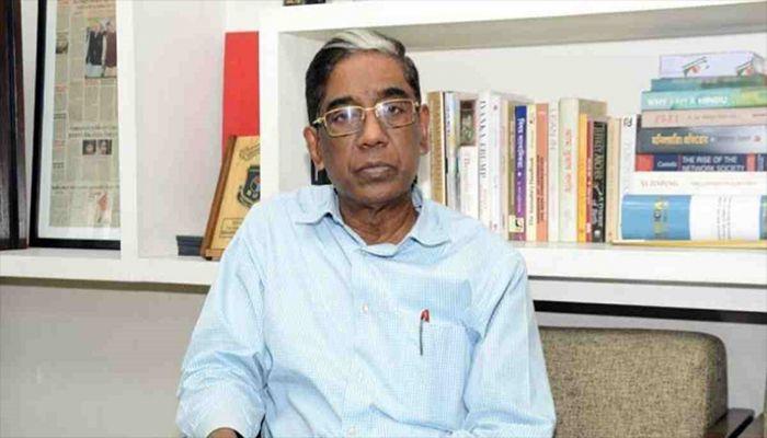 Dr Pran Gopal Dutta. || UNB File Photo: Collected