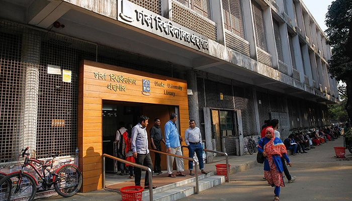 DU Library Opens Today After 18-Months Break