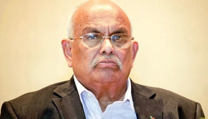 Abdul Gaffar Chowdhury Admitted to Hospital