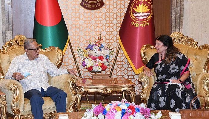 President Asks EU to Consider Bangladesh's Economic Growth in Formulating Policies