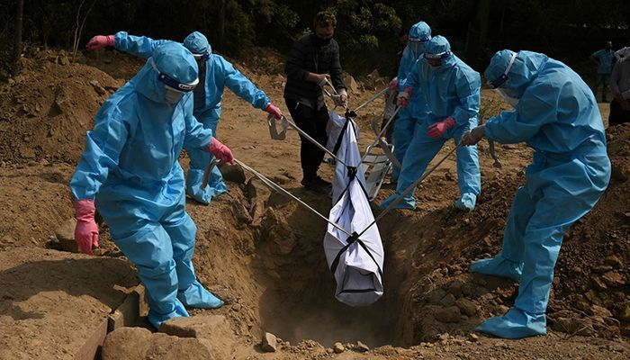 Over 8,500 More Die from Covid-19 Worldwide